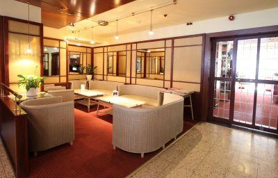Hall de l'hôtel Alexander