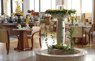 Część wewnętrzna hotelu InterContinental RIYADH