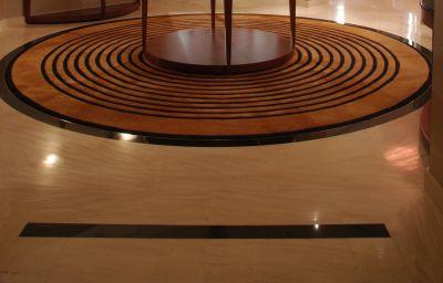 Intérieur de l'hôtel InterContinental RIYADH