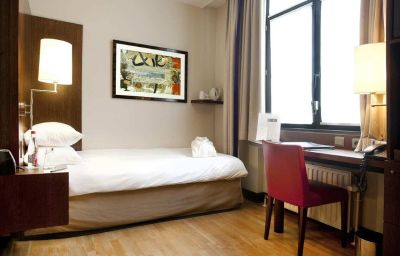 Chambre Hilton Brussels City Brussels (Brussels-Capital Region)