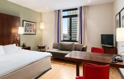 Chambre Hilton Brussels City