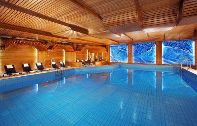 Swimming pool The Westin Leipzig
