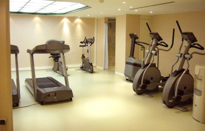 Wellness/fitness Crowne Plaza TOULOUSE