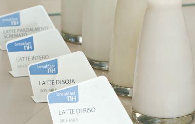 Breakfast buffet NH Catania Centro