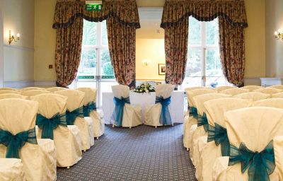 Info Mercure Brandon Hall Hotel and Spa Warwickshire Coventry (England)