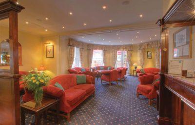 Intérieur de l'hôtel BEST WESTERN ROSE AND CROWN IN TONBRIDGE