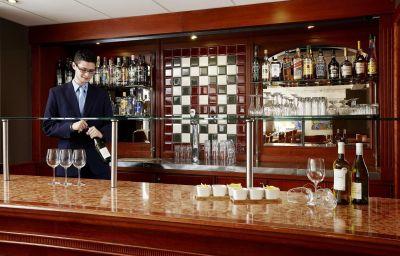 Bar del hotel NH Brussels Stéphanie
