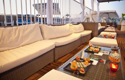 Bar del hotel Splendid Hotel & Spa