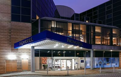 Информация Novotel Sheffield Centre Sheffield (England)