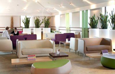 Hotel bar Novotel Stevenage