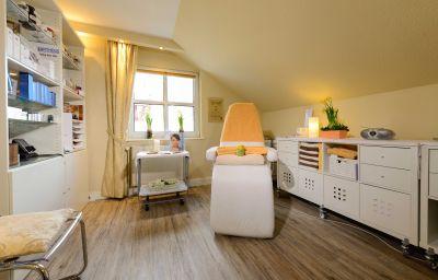 Sala massaggi Caroline Mathilde
