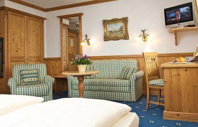 Chambre double (standard) Park Hotel Laim