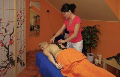 Sala massaggi Slavia