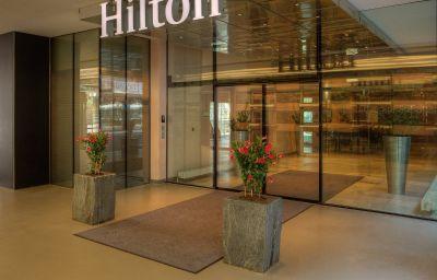 Exterior view Hilton Innsbruck