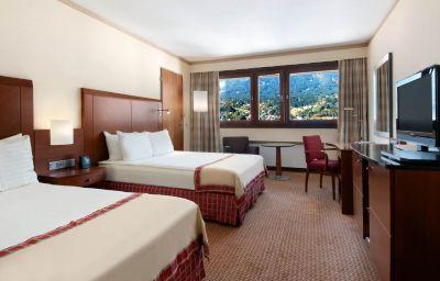 Double room (standard) Hilton Innsbruck