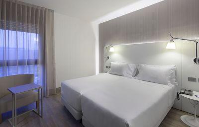 Habitación doble (estándar) NH Milano Congress Centre