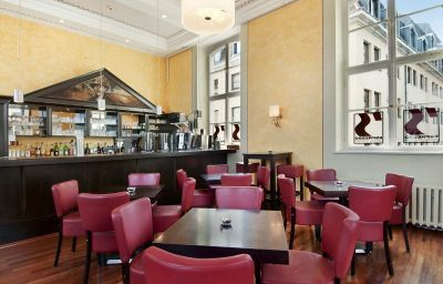 Hotel bar Hilton Dresden