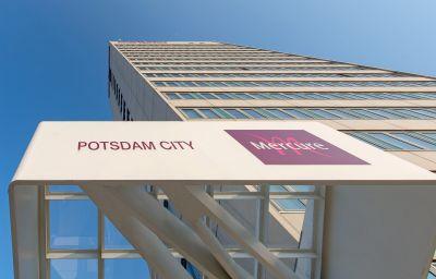 Vista esterna Mercure Hotel Potsdam City