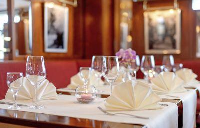Restaurante/sala de desayunos Mercure Hotel Potsdam City
