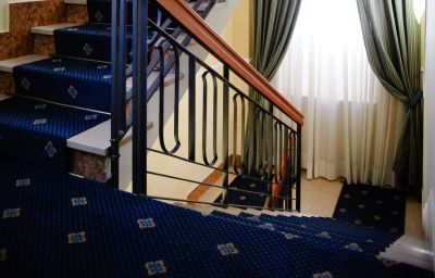 Vista all'interno Novo Hotel Rossi