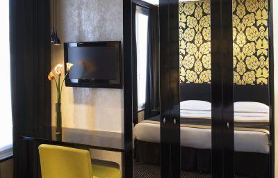 Chambre individuelle (standard) Best Western Villa Des Artistes
