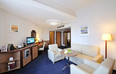 Apartament Mercure Budapest City Center Hotel