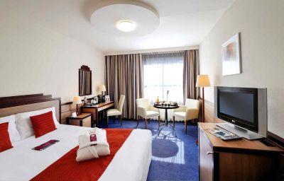 chambre standard Mercure Budapest City Center Hotel