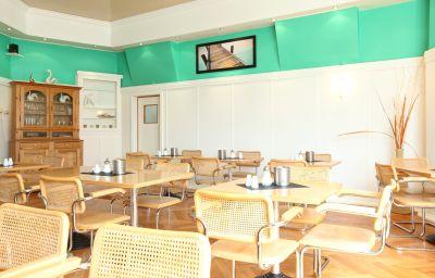 Breakfast room CentroHotel Schumann