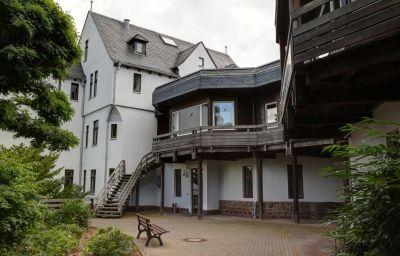 Vue extérieure Haus Hainstein