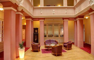 Hall de l'hôtel Haus Hainstein