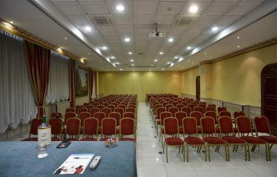 Sala congressi Zanhotel Europa