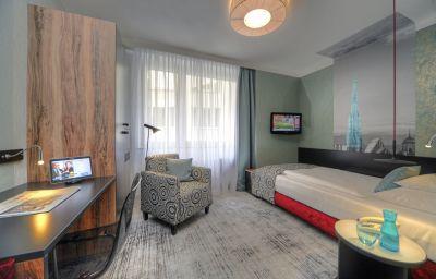 Chambre individuelle (standard) Capricorno