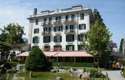 Exterior view Interlaken