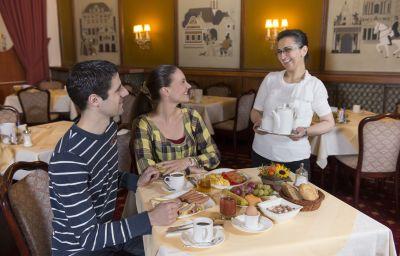 Bufet de desayuno Austria