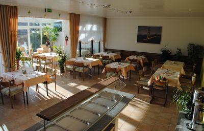 Breakfast room Panorama-Hotel Frohnau