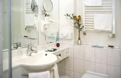 Salle de bains Garden Hotel