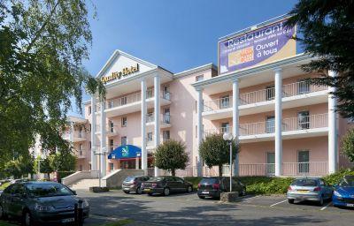 Picture QUALYS-HOTEL Golf Paris Est