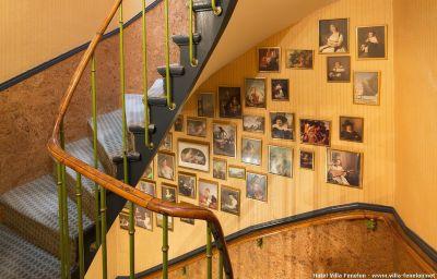 Interior view Villa Fenelon