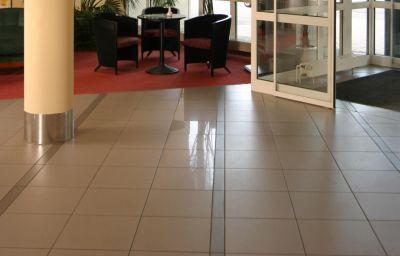 Hall de l'hôtel InterCityHotel