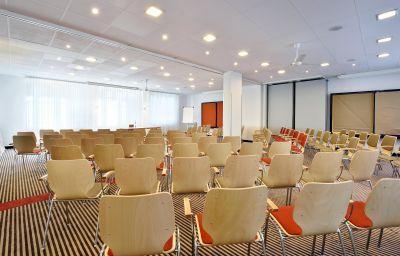 Sala de reuniones das seidl Hotel & Tagung München West