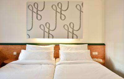 Budget double room das seidl Hotel & Tagung München West