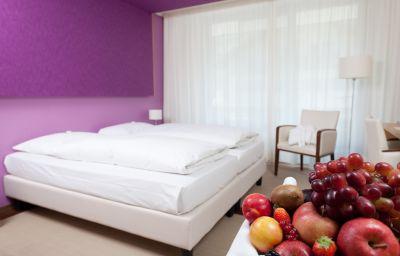 Chambre double (standard) Seehotel Leoni