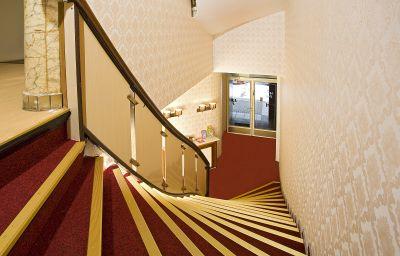 Hol hotelowy CentroHotel Hamburg