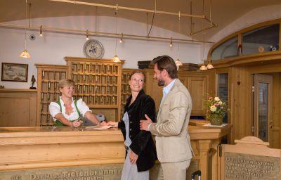Reception Tiefenbrunner