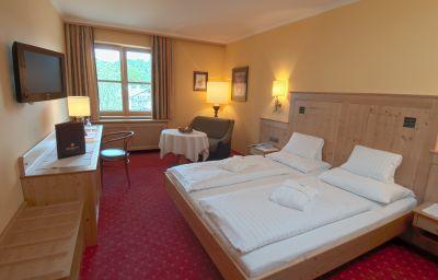 Double room (standard) Tiefenbrunner