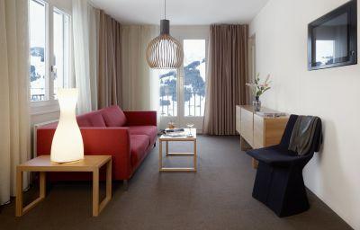 Suite junior Parkhotel Bellevue & Spa
