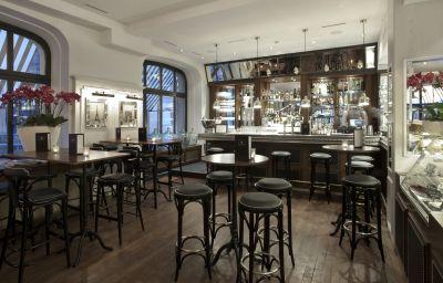 Bar de l'hôtel Europe