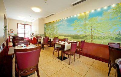Restaurante Best Western Luxor