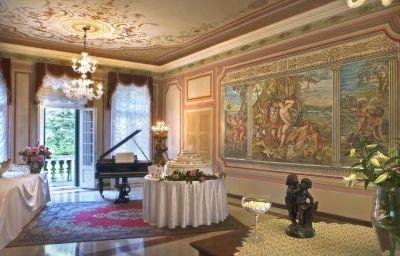 Intérieur de l'hôtel Villa Revedin
