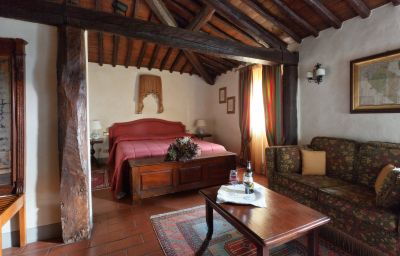Junior Suite Castello di Spaltenna Gaiole